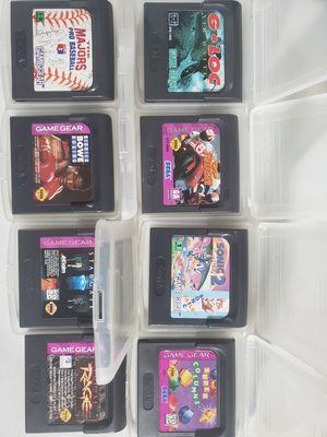 Sega game gear games for Sale in Tampa, FL