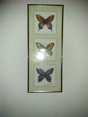 Butterfly wall art for Sale in Miramar, FL
