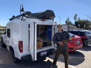 Chevy Colorado 4X4 adventure van! for Sale in Santa Monica, CA