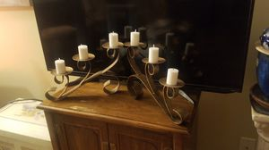 Gorgeous Metal Candle Holder Set for Sale in Portland, OR