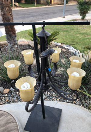 Chandelier light for Sale in Fresno, CA