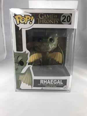 Game of Thrones Rhaegal funk pop 20 for Sale in Lincoln, NE