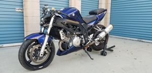 06 sv1000 for Sale in Rancho Cucamonga, CA