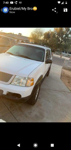 2002 Ford Explorer for Sale in Phoenix, AZ
