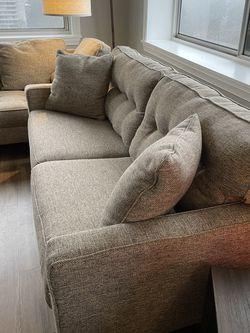 Sofa And Chaise Couch - 2 Piece for Sale in Atlanta,  GA