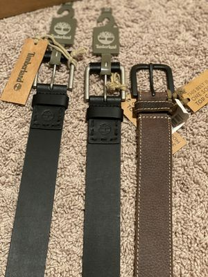 Timberland belt for Sale in Arlington, TX