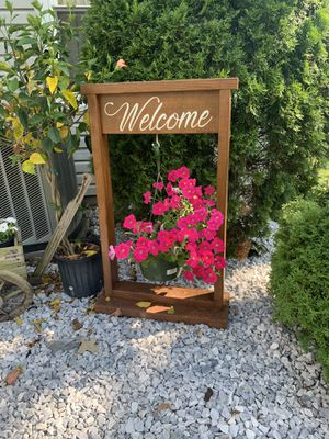 Welcome Sign for Sale in Aurora, IL