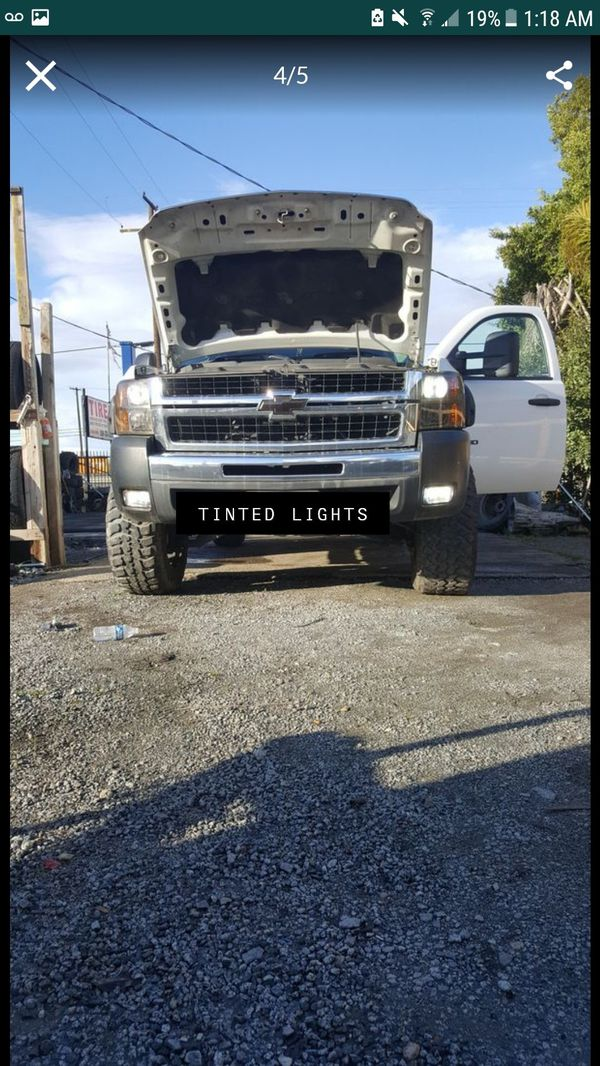 Bright White LED LIGHTS ( Warranty included) 6500k
