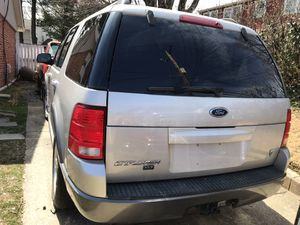 Ford Explorer XLT 2004 for Sale in Spencerville, MD