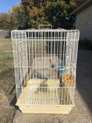 Bird cage for Sale in Garland, TX