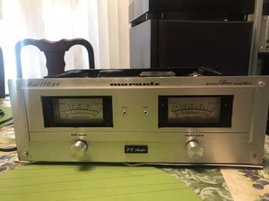 Marantz amplifier model 170dc works good for Sale in Hallandale Beach, FL