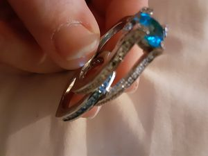 Size 11 jacket style ring set for Sale in Springfield, MO