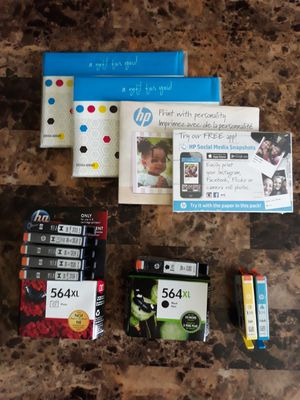 HP564 Ink for Sale in Houston, TX