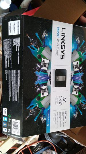 Linksy smart router ac 1750 wi fi for Sale in San Antonio, TX