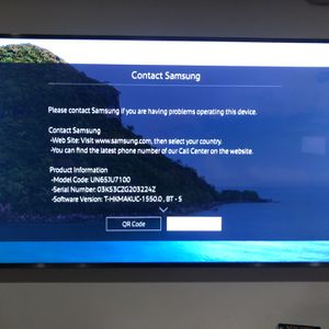 Samsung 65 Inch 4K Smart TV for Sale in White Plains, NY