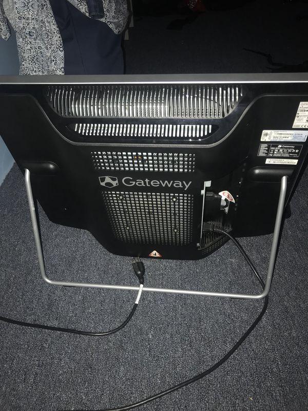 Gateway ZX6961-UB21P All-in-One Pentium Dual-Core G620 2 6GHz 4GB 500GB  DVD±RW DL 23