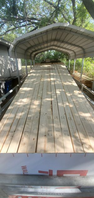 2x4x12 yellow pine for Sale in Princeton, TX