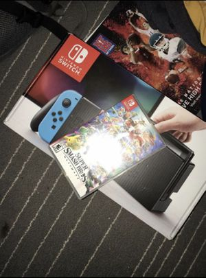 Nintendo switch new condition for Sale in Dearborn, MI