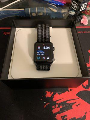 Apple Watch 3 Series (GPS + Cellular) 42mm for Sale in Fairfax, VA