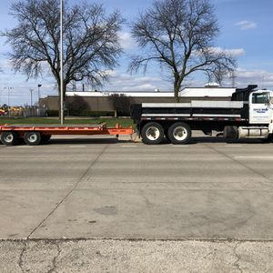 LTL 9000 and 16 ' Tag Trailer for Sale in Addison, IL