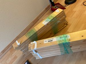 IKEA slats and side table for Sale in Sunnyvale, CA
