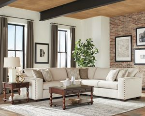 New Aria beige modern sectional sofa couch for Sale in Anaheim, CA