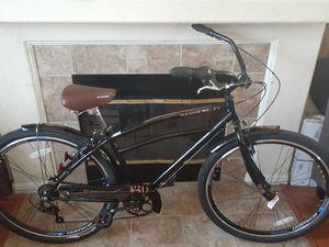 "Schwinn Men's Hammersley 29"" Cruiser Bike. 7 speed. for Sale in Sacramento, CA"