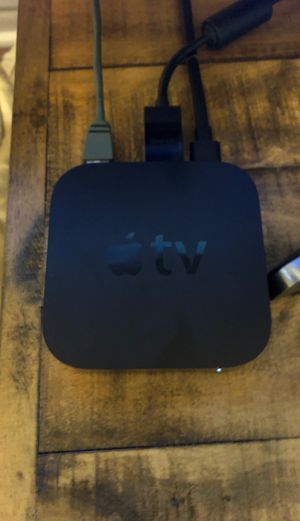 Apple TV 2nd Generation for Sale in Escondido, CA
