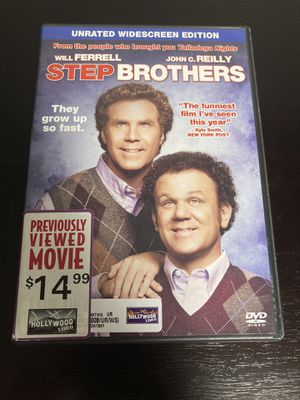 Step Brothers DVD - widescreen for Sale in Issaquah, WA