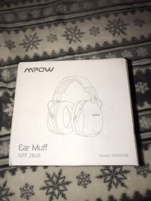Ear Muffs Mpow for Sale in Las Vegas, NV