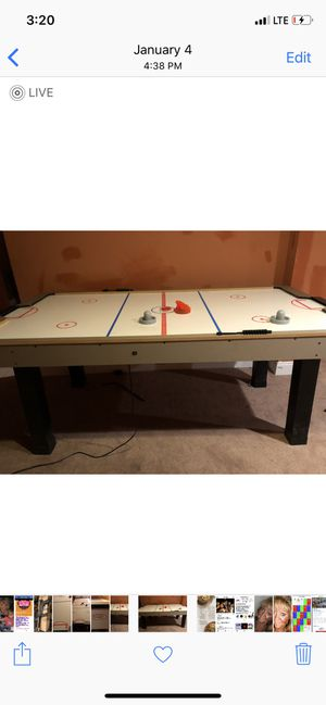 Air Hockey Table game for Sale in Chicago, IL