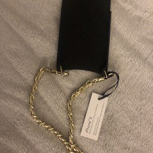 Bandolier iPhone X Case and Carry Strap for Sale in Fairfax, VA