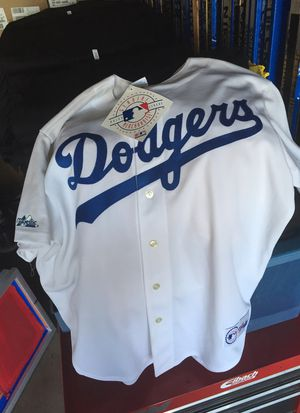 Dodgers baseball jersey for Sale in Cypress, CA