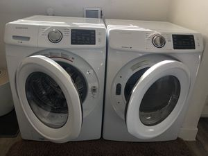 Samsung Washer and Electric Dryer! for Sale in San Diego, CA