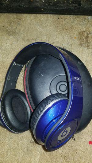 Beats studio headphones for Sale in San Angelo, TX