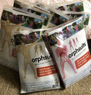 Morphsuits! $15each for Sale in Marlborough, MA