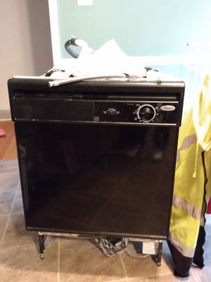 Whirlpool Black Dishwasher for Sale in Fenton, MO