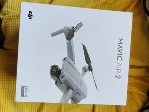 Brand new DJI Mavic Air 2 Drone Quadcopter latest release w Battery charger and remote for Sale in Burbank, CA