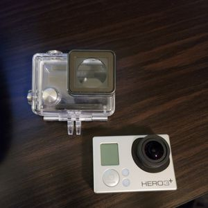 Gopro 3+ With Accessories And Case $150 for Sale in Peoria, AZ