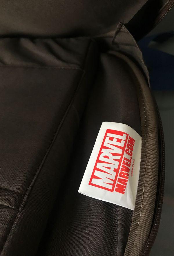 "Marvel Avengers Age of Ultron Captain America Shield Backpack 48CM/18"" HOT"