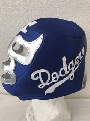 Los Ángeles Dodgers lucha libre masks ideal for jersey for Sale in Whittier, CA
