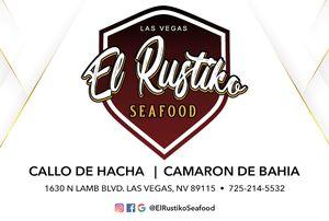 El Rustiko Sea Food 🦐 Las Vegas for Sale in Las Vegas, NV