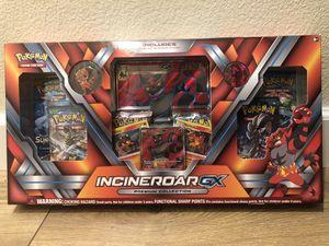 Pokemon Incineroar GX factory sealed unopened! for Sale in La Jolla, CA