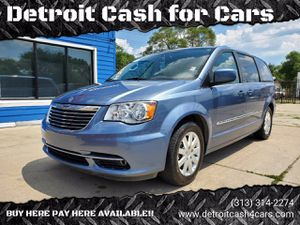 2012 Chrysler Town & Country for Sale in Warren, MI
