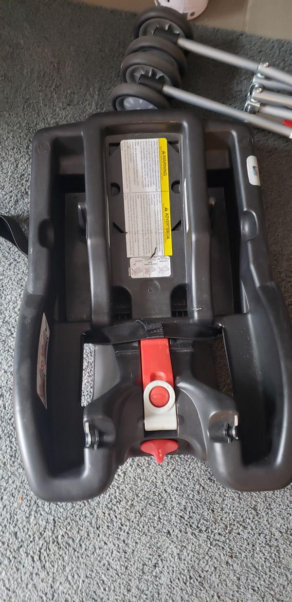 Graco click connect car seat base