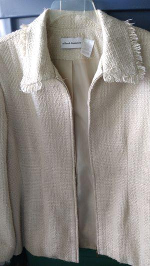 Alfred Dunner Ladies Car coat for Sale in Albuquerque, NM