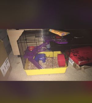 Hamster/Rat (small animal) Cage for Sale in Byram, MS