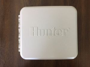 Hunter Pro-C 9-zone sprinkler system controller for Sale in Cypress, TX