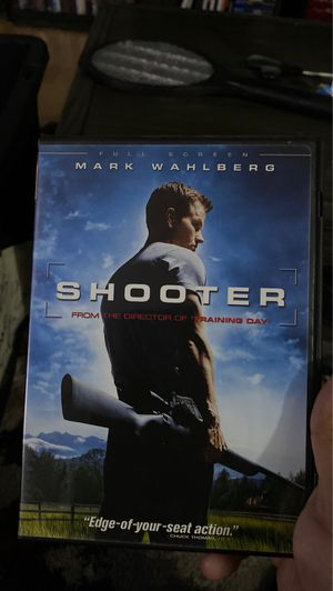 Shooter dvd for Sale in Long Beach, CA