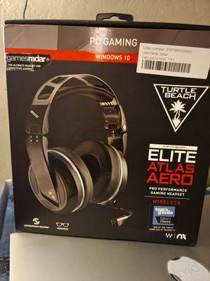 "Turtle Beach PC wireless gaming headset ""Elite Atlas Aero"" for Sale in Riverside, CA"